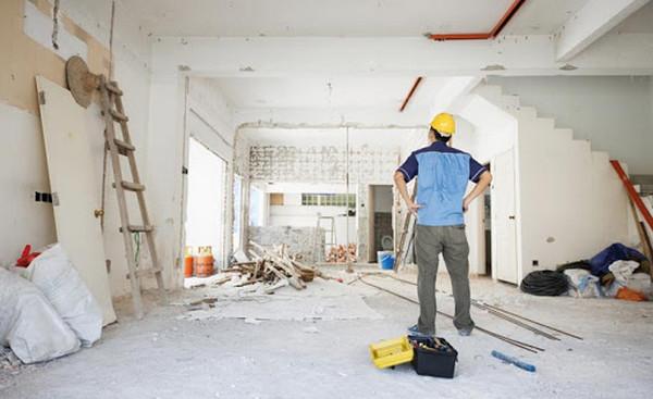 Thế nào là sửa nhà trọn gói?