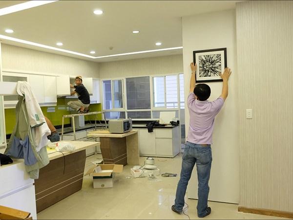 Những thủ tục cần lưu ý khi sửa chữa nhà chung cư